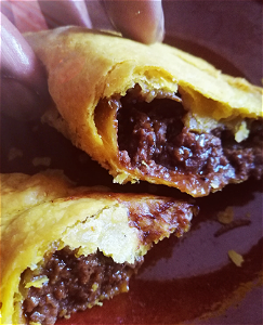 Foto Jamaican Patty
